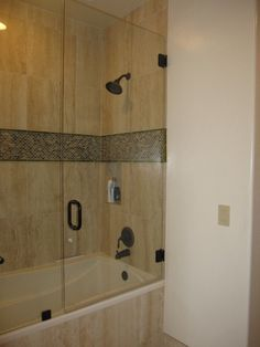 Solid stone shower walls with no grout or seams | For the Home ...