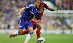 Hazard close to signing £200,000-a-week five-year deal at Chelsea