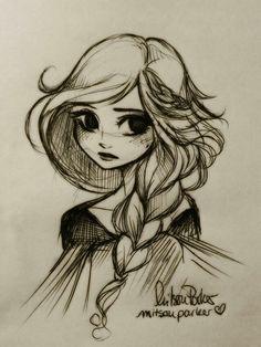Elsa concept sketch