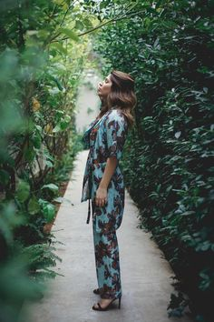 Tropical vibes on the blog <3 #tropical #ootd #zara #fashionbloggers #styleinspo