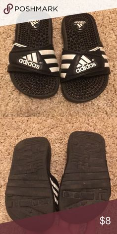 64b4c2a0897 Adidas flip flops Good condition adidas Shoes Sandals   Flip Flops Adidas Flip  Flops