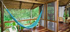 hammock for lounging