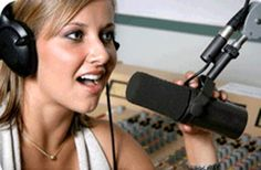 How to train as a voice over artist