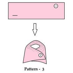 Cuello calentador- truco con boton 3