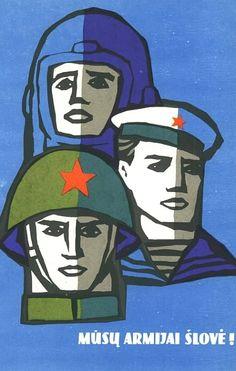 Carteles de propaganda comunistas - Taringa!