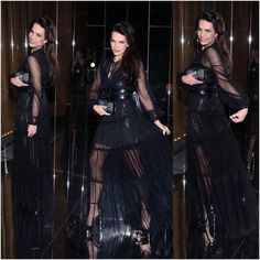 Suknia @PINKO #wielkipokaz #spragnienipiękna Goth, Fashion Events, Victorian, Dresses, Style, Gothic, Vestidos, Swag, Goth Subculture