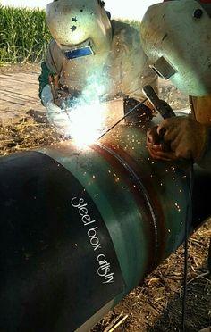 Arc sparkle.... pipeliner life SRB