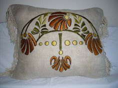 All sizes | ARTS AND CRAFTS PILLOW #004 | Flickr - Photo Sharing!