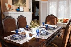 Lounge around in six bedrooms full of luxury at Grandview Inn Bed & Breakfast after visiting the Pioneer Woman Mercantile in Pawhuska, Oklahoma. As an added bonus, enjoy a hearty, homecooked breakfast every morning.