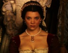tv: the tudors. natalie dormer as anne boleyn.