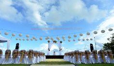 Ceremony setup 2