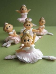 Fondant Toppers