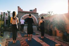 BE one with your body, soul and mind. Join our Yoga Session. Medina Marrakech, Yoga Session, Yoga Flow, Cosy, Are You The One, The Past, Old Things, Journey, In This Moment