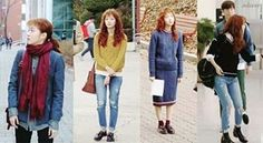 "60 lượt thích, 1 bình luận - @style_kr trên Instagram: ""Hong Sul in Cheese in the trap Ep.2 #kimgoeun #koreandrama#cheeseinthetrap #hongsul#style#fashion…"" Simple Outfits, Casual Outfits, Fashion Outfits, Cheese In The Trap Kdrama, College Casual, Kim Go Eun, Fast Fashion, Korean Drama, Autumn Winter Fashion"