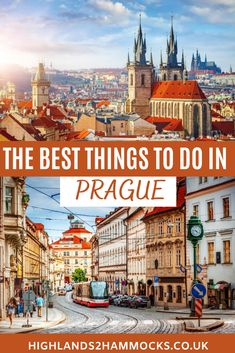 The best things to do in Prague Czech Republic don't have to be expensive and actually many of the top sights in the city are free. In this post we share our favourite things to do in Prague. #pragueczechrepublic #praguethingstodo #freethingstodoinprague #topthingstodoinprague #bestthingsto #thingstodoinpragueczechrepublic Road Trip Europe, Europe Travel Tips, Travel Guides, Travel Destinations, Best Places To Travel, Cool Places To Visit, Prague Things To Do, Prague Travel, Prague Czech Republic