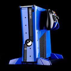 XBOX 360° Cool console case!