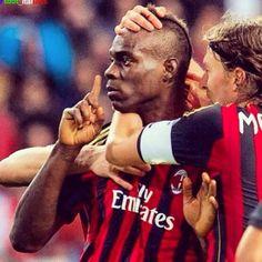 Mario Balotelli  AC Milan