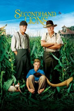 Secondhand Lions: Haley Joel Osment
