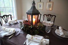 table top for christmas