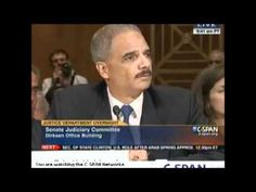 Eric Holder Choking on his Testimony Just 1 of the many scandals in this administration...Fast & Furious explained well here.