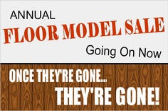 Floor Model Sale - Custom Vinyl Banner with lowest price at bannerbuzz.co.uk