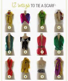 Nada melhor como os lenços para salvar o nosso look!!  Coisas da Baeta: DICA DO DIA: OS LENÇOS