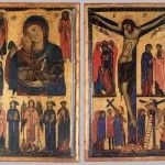 Three Medieval Paintings Make their Way Back Home