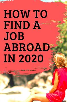 Have you always wondered how to get a job abroad without experience? Find work overseas with no experience with the 2020 Guide Business Motivational Quotes, Career Quotes, Career Advice, Business Quotes, Inspirational Quotes, Work Overseas, Moving Overseas, Find A Job, Find Work