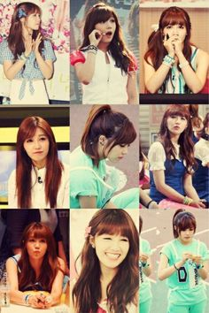 Jung eunji my favorite Apink member. She's so beautiful!