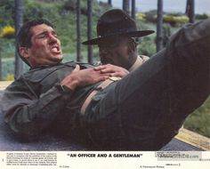 An Officer and a Gentleman - Lobby card. The image measures 1299 * 1050 pixels and was added on 1 January Louis Gossett Jr, An Officer And A Gentleman, Night Film, Richard Gere, Iconic Photos, About Time Movie, Video Film, Love At First Sight, Man Crush