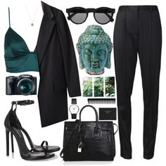 """""""201. Birthday Suit"""" by ass-sass-in on Polyvore"""