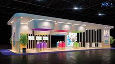 Exhibit Design for Sanofi & Medley