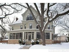 The minneapolis home featured in the 1970s television for American classic homes mn