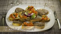 #crostini #pomodoro #patè #ristòmodigliani