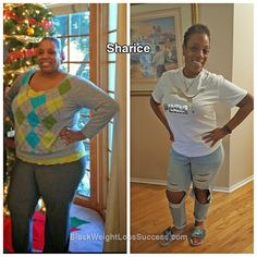 sharice weight loss