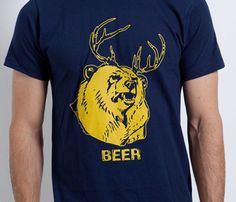 Beer T-Shirt. You might have to think about it for a second. Time's up.
