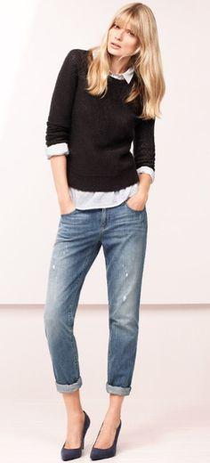 Ann Taylor Loft womenswear casual style