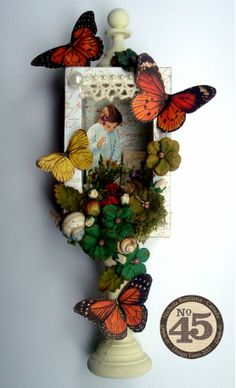 Secret Garden box - Nichola Battilana
