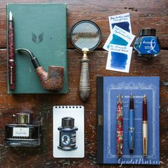 What inspired this week's Thursday Things collection, you ask? It's elementary, my dear fountain pen friends! Why, it's Sherlock Holmes!...