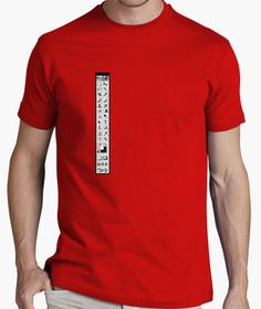 Camiseta Hombre, manga corta, rojo, calidad extra, herramientas, tools, photoshop  https://www.facebook.com/Paker-673305802873260/