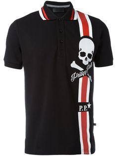 Philipp Plein Men Polo Shirt on YOOX. The best online selection of Polo Shirts Philipp Plein. YOOX exclusive items of Italian and international designers - Secure payments Printed Polo Shirts, Fashion Brands, Polo Ralph Lauren, Short Sleeves, Menswear, Mens Fashion, Mens Tops, T Shirt, Men's Polo