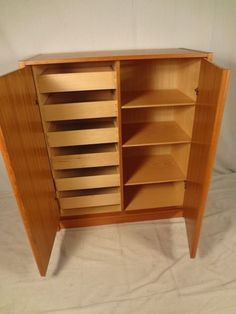 Danish Teak Cabinet/Dresser by Jesper International (00759)r.