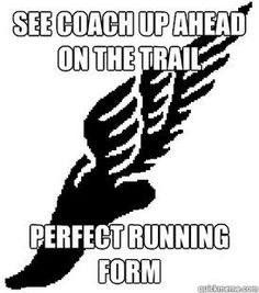 Distance Running Meme