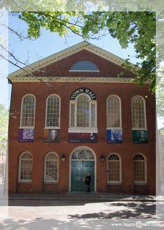 Hocus Pocus Film Locations in Salem, Massachusetts