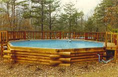 We Install the Highest Quality Above Ground Pools or Semi Inground ...