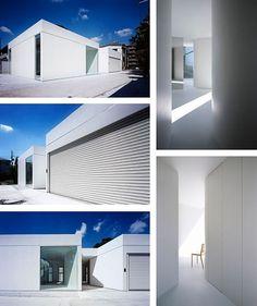 House by Makoto Yamaguchi Design