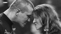 Stephanie McMahon & Randy Orton
