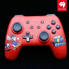 Wired Controller For Nintend Switch Pro Gamepad Joypad Remote Console Joystick PowerA Wired Controller Plus Support Windows Remote, Wire, Consoles, Free Shipping, Electronics Gadgets, Tech Gadgets, Mobiles, Computers, Console