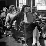 Estudantes em 1944