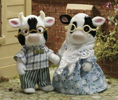Need these Grandparents - Angus & Bessie Buttercup